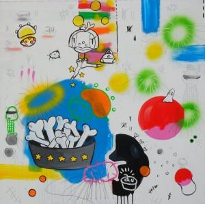 Malereien 09