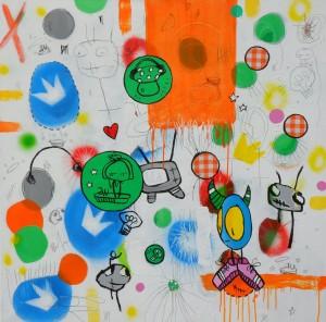 Malereien 10